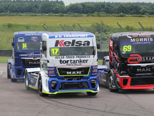 Back in the UK with TOR Truck Racing