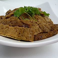 Marinated Tofu Skin