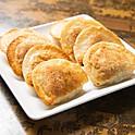 Pork & Leek Pancakes