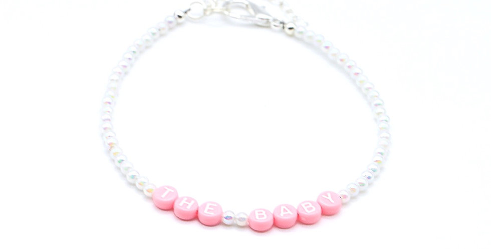 Pearl Frosting Necklace