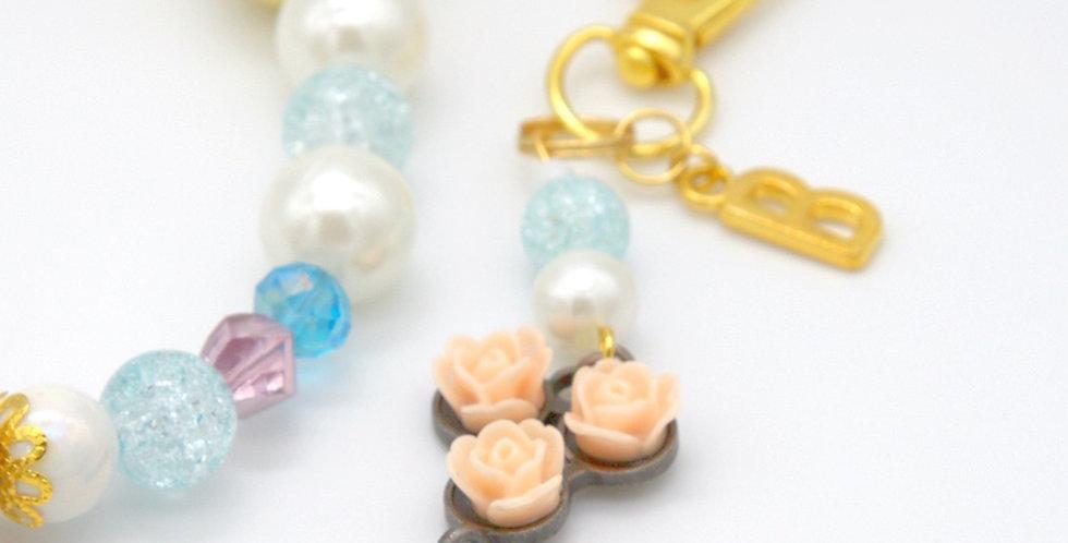 Cherry Blossom Collar Charm