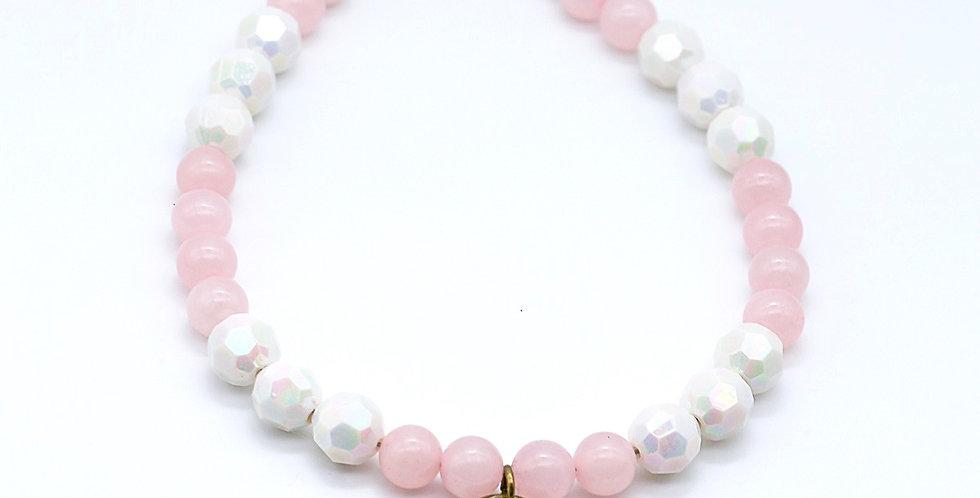Quartz Shimmer Necklace