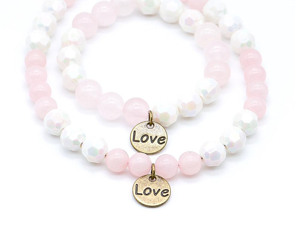 Quartz Love Bracelet