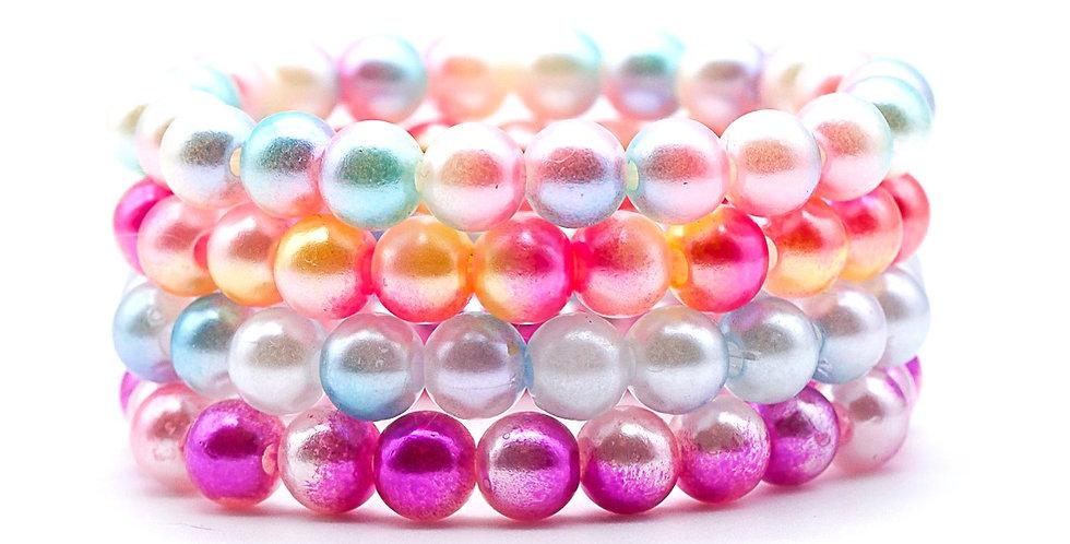 Skinny Ombre Bracelets