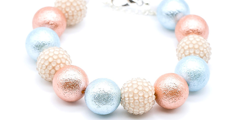 Island Champagne Necklace