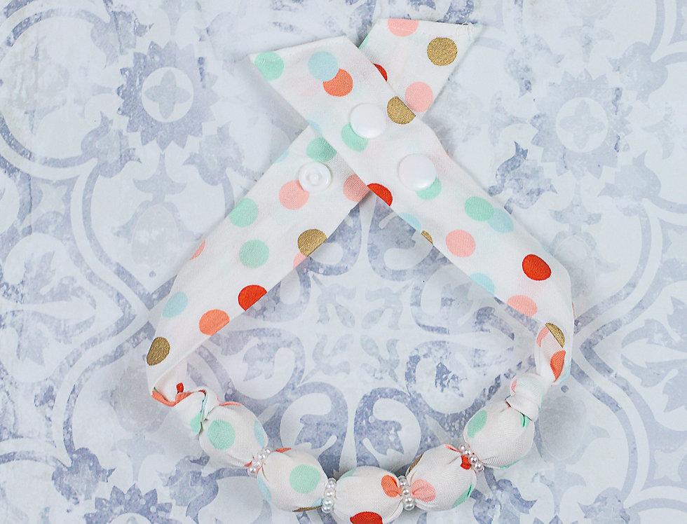 Sassy Polka Dots Necklace