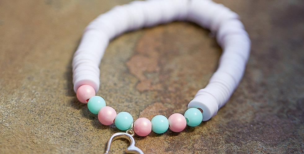 Heart on a String Bracelet