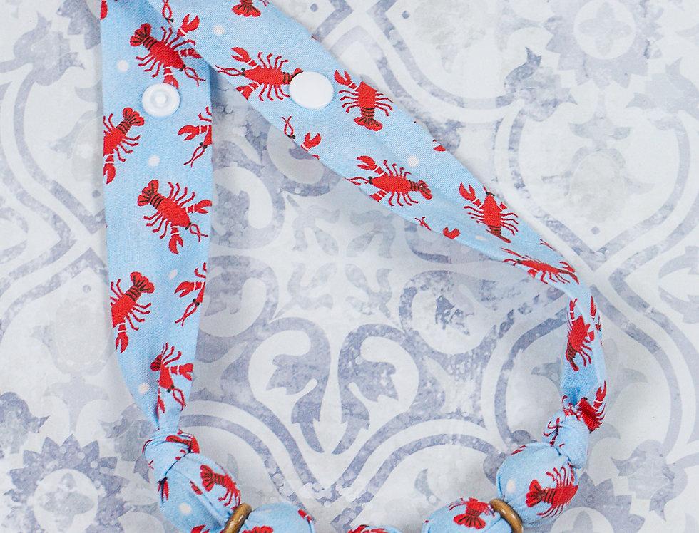 Lobster Bib Necklace
