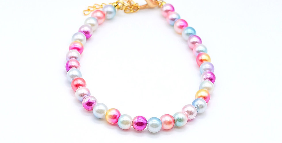 Skinny Ombre Necklace