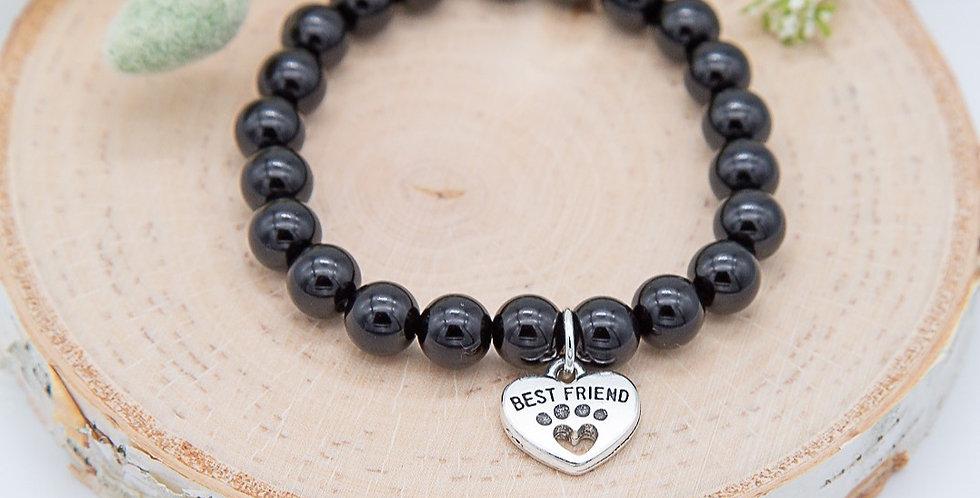One Love Dog Mom Bracelet