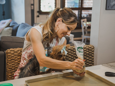 How to Make Healthy Homemade Dog Treats - the Easy Way!