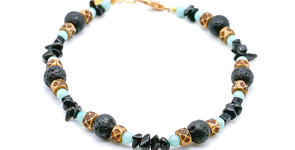 Volcanic Necklace