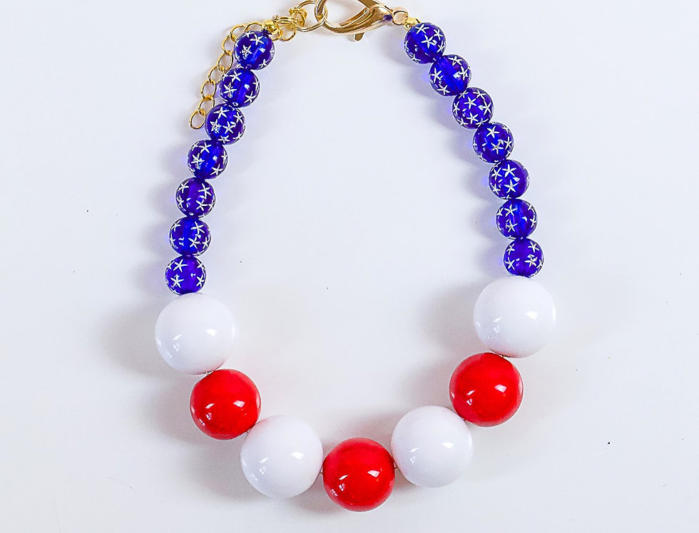 Old Glory Necklace