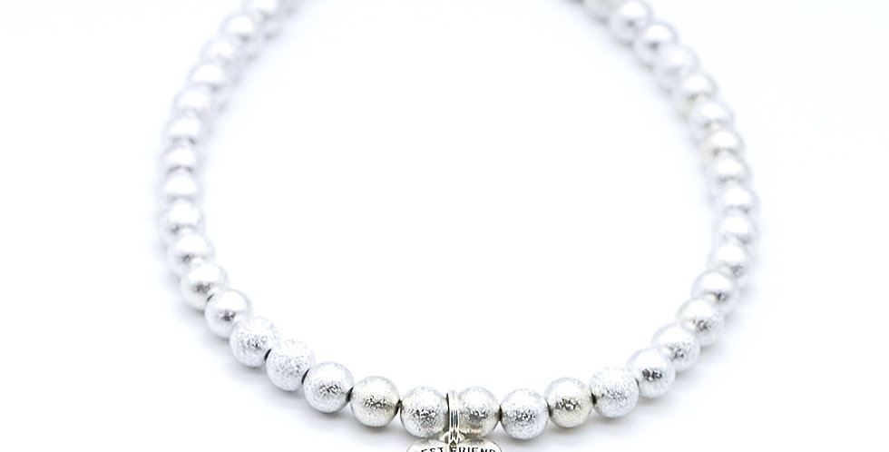 Silver Shimmer Necklace