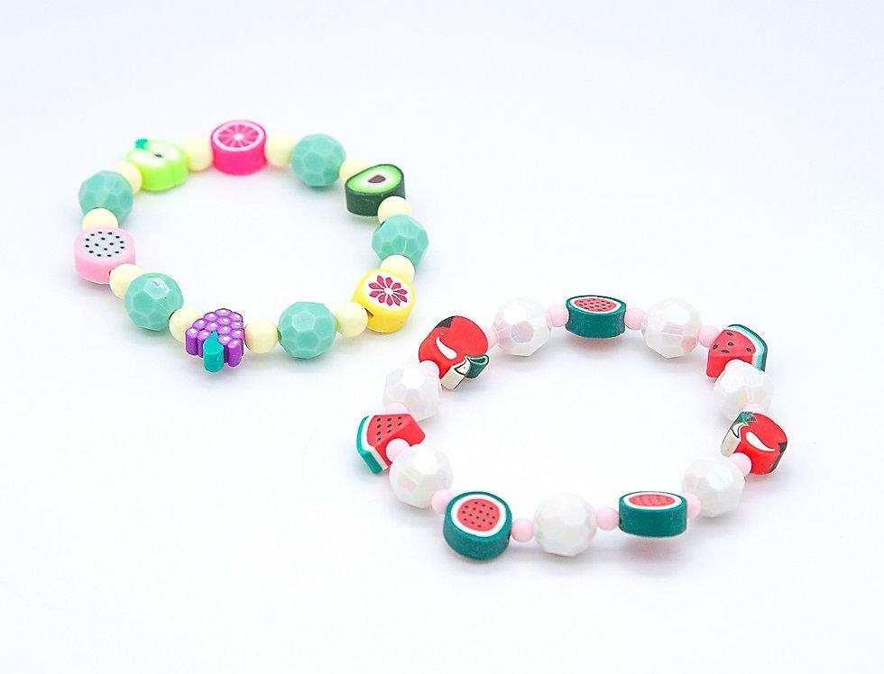 Fruity Bracelets