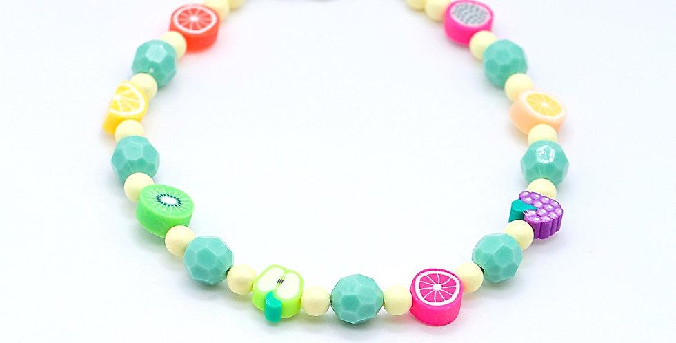 Citrus Fruit Necklace