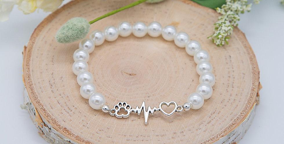 Pure Love Dog Mom Bracelet