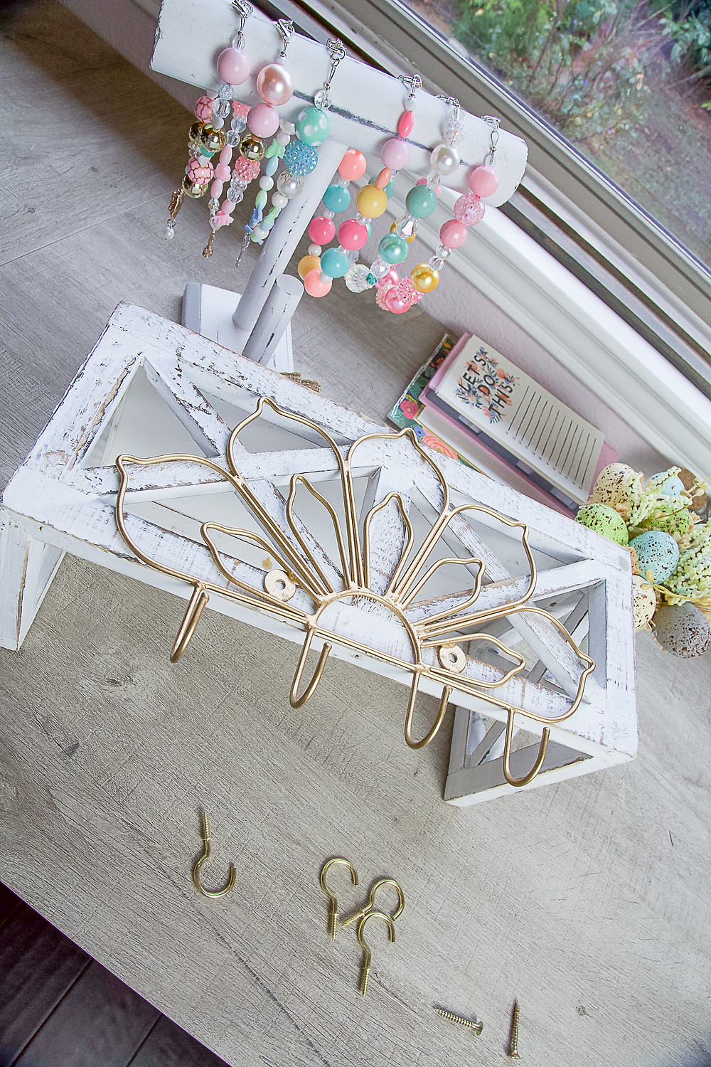 Materials Required for DIY Jewelry Holder