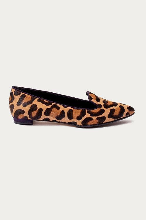 Brigitte Leopard Felloptik