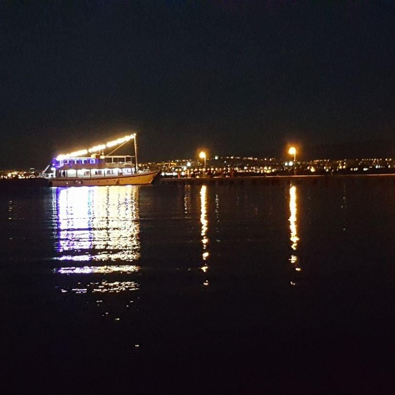 Νυχτερινή θέα