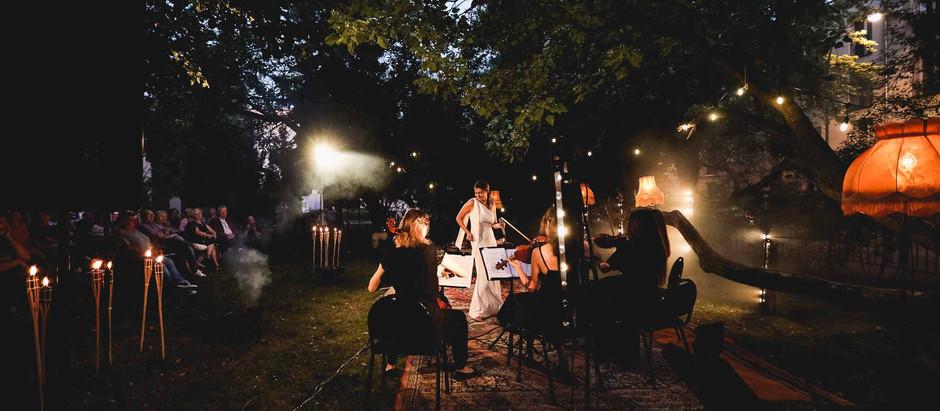 Magiczny koncert Joanny Aleksandrowicz