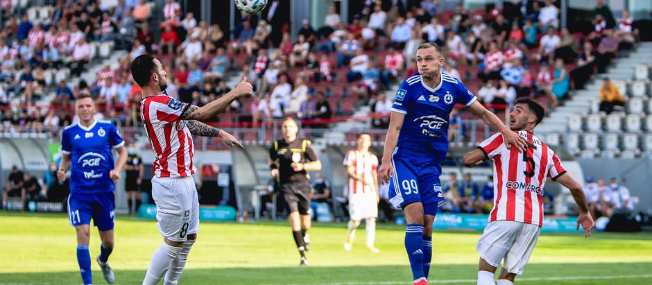 PKO BP Ekstraklasa: Cracovia Kraków - PGE FKS Stal Mielec
