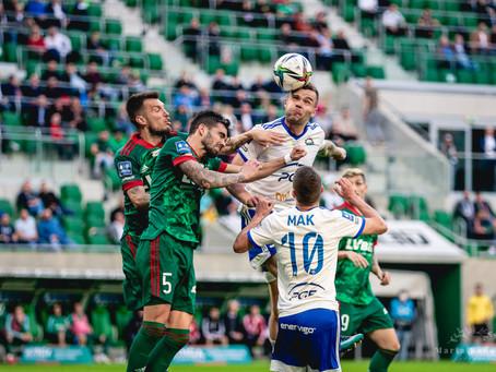 PKO BP Ekstraklasa: Śląsk Wrocław - PGE FKS Stal Mielec