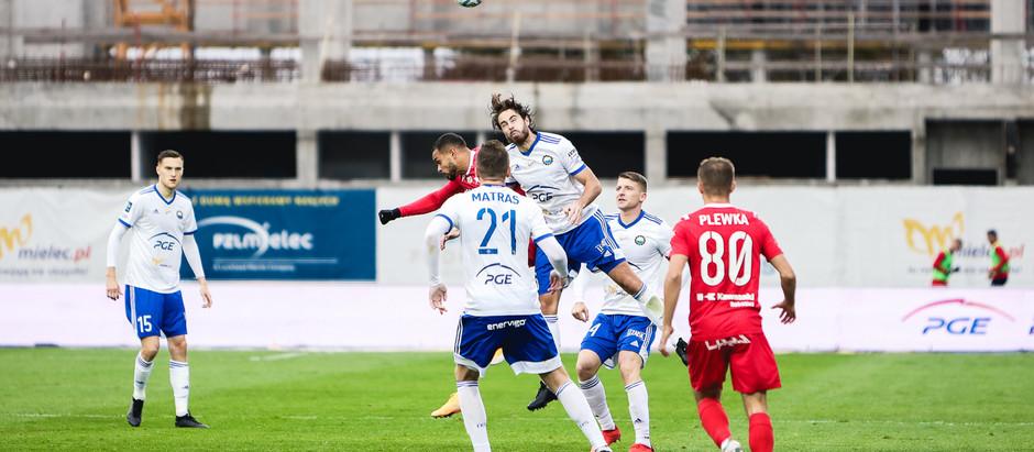 PKO BP Ekstraklasa: FKS Stal Mielec - Wisła Kraków