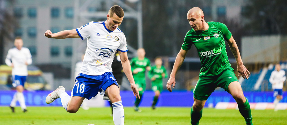 Ekstraklasa: PGE FKS Stal Mielec - Warta Poznań