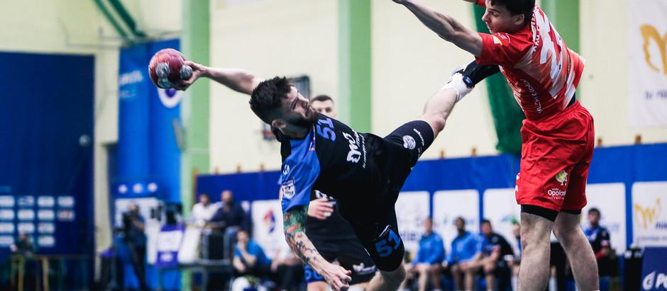 PGNiG Superliga: SPR Stal Mielec - Gwardia Opole