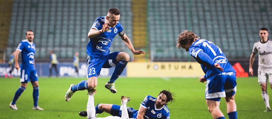 Ekstraklasa: Legia Warszawa - PGE FKS Stal Mielec