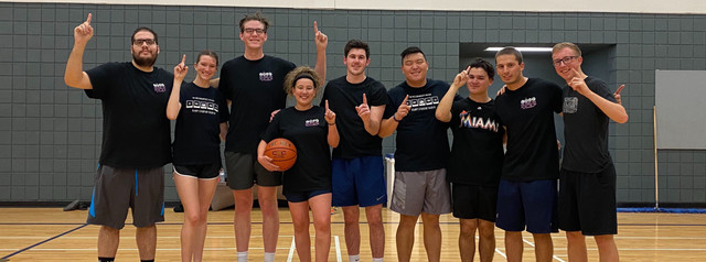 Bi-Annual Arizona Student Media Basketball Tournament 2019