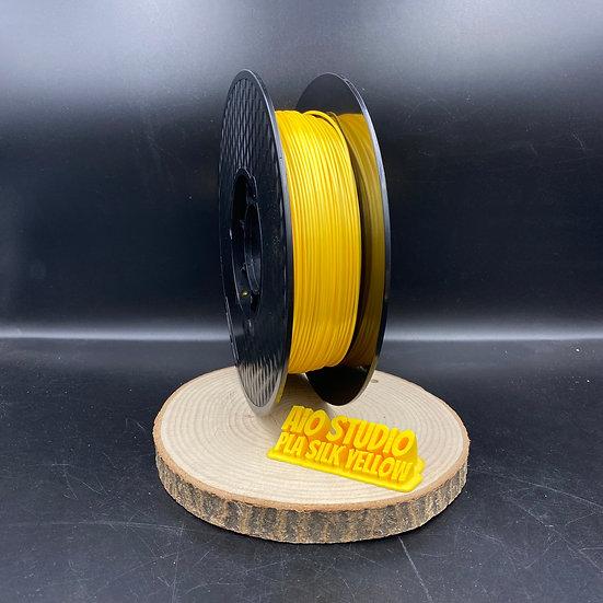 [絲綢亮黃色]優質PLA 1.75mm