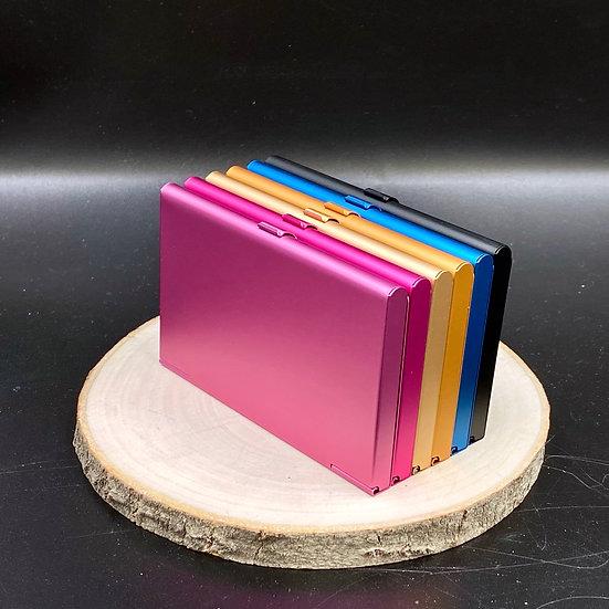 不鏽鋼名片盒