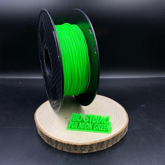 [螢光綠]優質PLA 1.75mm