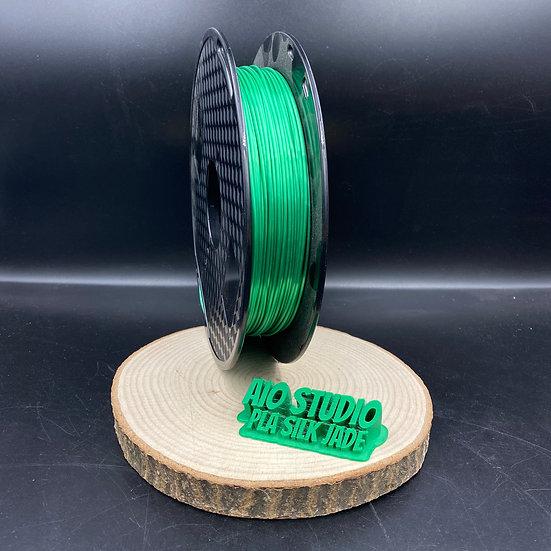 [絲綢翠綠色]優質PLA 1.75mm