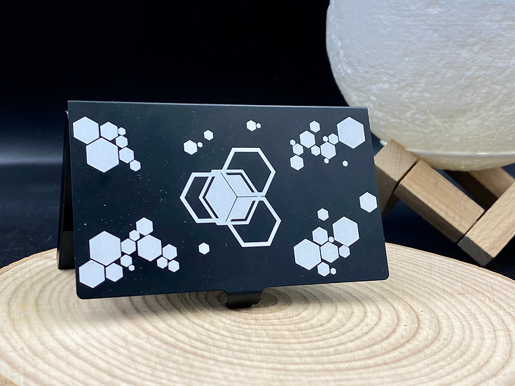客製化不鏽鋼名片盒