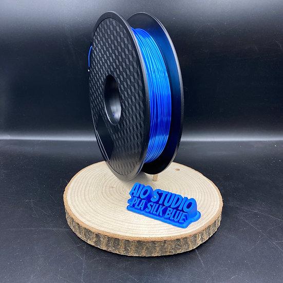 [絲綢寶藍色]優質PLA 1.75mm