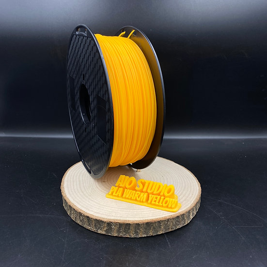 [暖黃色]優質PLA 1.75mm