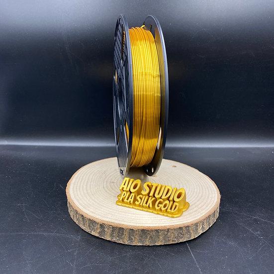 [絲綢黃金色]優質PLA 1.75mm