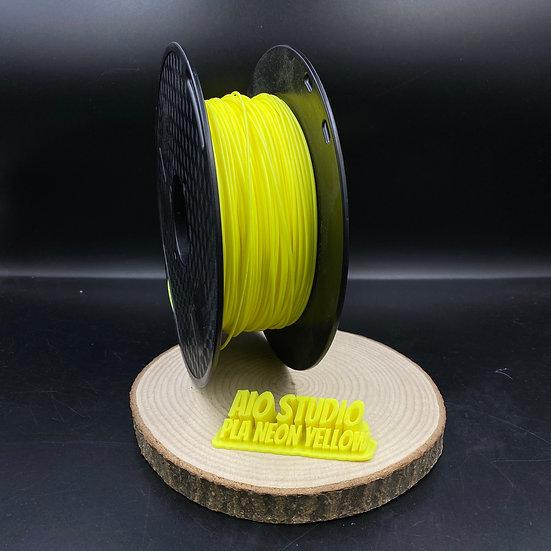 [螢光黃]優質PLA 1.75mm