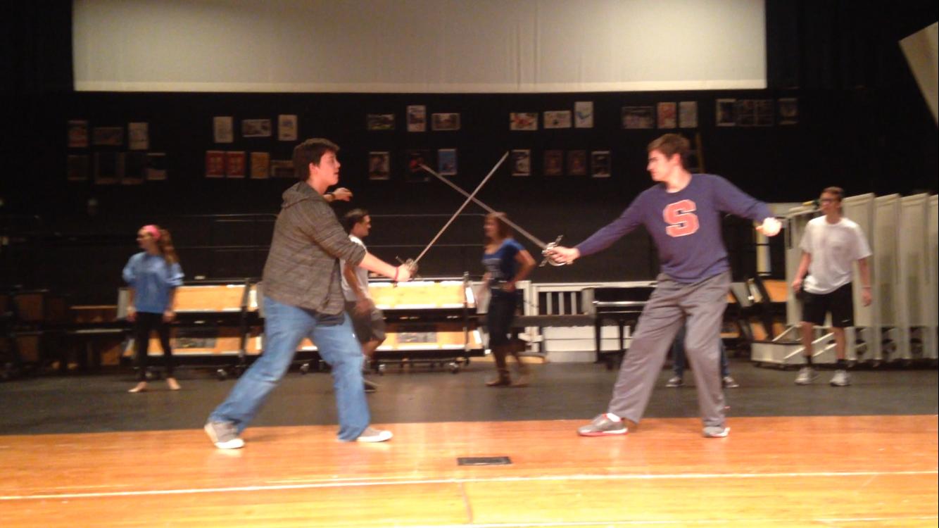Romeo & Juliet - Fights by Jon Beal