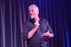 Darren Sanders on Stage Wollongong April 24 2 017