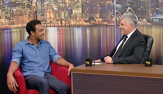 The Darren Sanders Show with Matt Okine