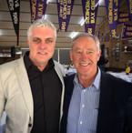 Darren Sanders and Stan Alves