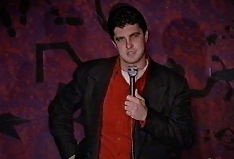 Darren Sanders Stand Up Comedy