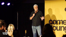 Darren Sanders at The Comedy Lounge Perth