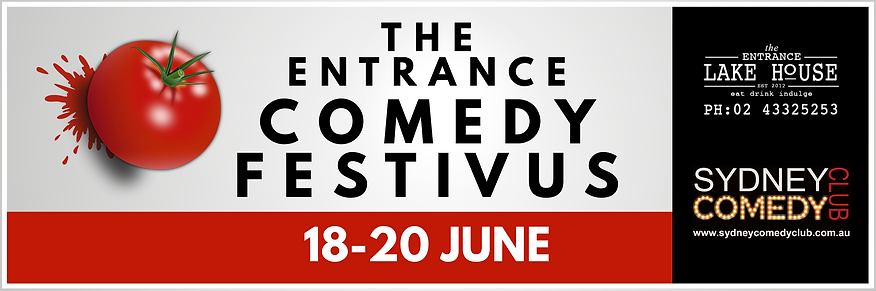 The Entrance Comedy Festivus
