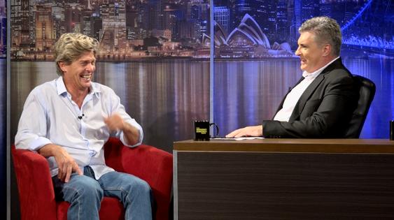 The Darren Sanders Show with Mark Lee