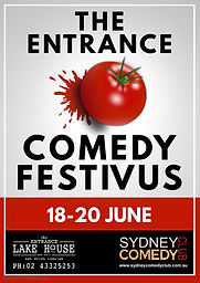 The Entrance Comedy Festivus